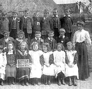 Old School Class
