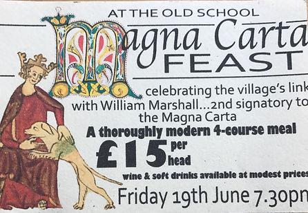 Magna Carta feast