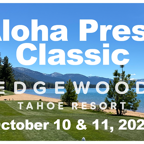 Aloha Press Classic