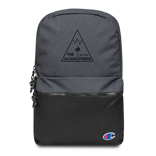 The Aloha Press Champion Backpack