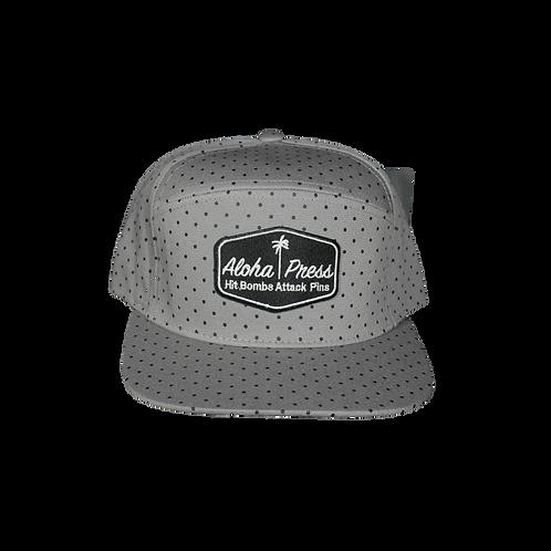 The Black Dot Aloha Press Hat