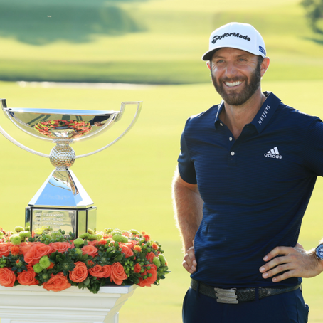 FEDEX CUP OR MAJOR CHAMPIONSHIP