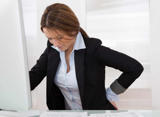 Do You Have Back Pain Which Runs Down The Back of Your Leg? It Could Be Sciatica.