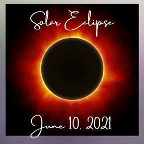 Learn the Codes! Solar Eclipse June 10, 2021