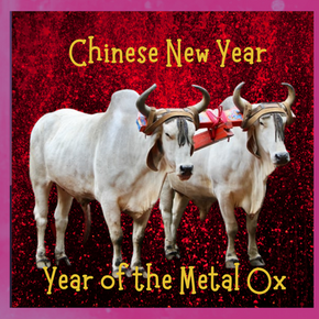 The Year of the Metal Ox...
