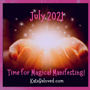 Magical July Manifesting! Here's the Code!