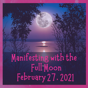 Manifesting with the Full Moon Codes!