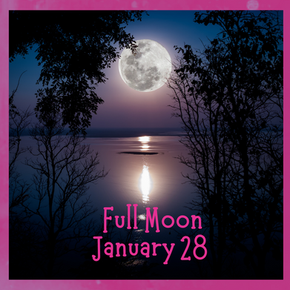 Here Comes the First Full Moon of 2021!