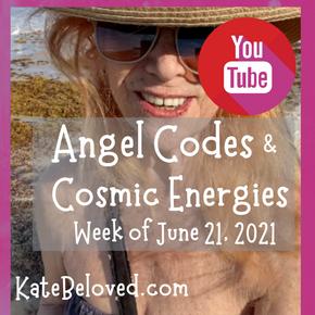 Angel Codes Week of June 21,  2021