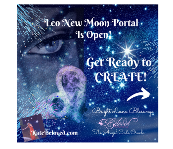 The Leo New Moon Portal Is Open!