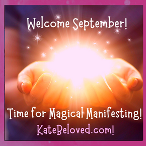 Magical September Manifesting! Here's the Code!