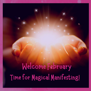 February... A New Month! What Magic Will You Create?