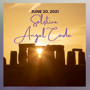 Summer Solstice June 20, 2021