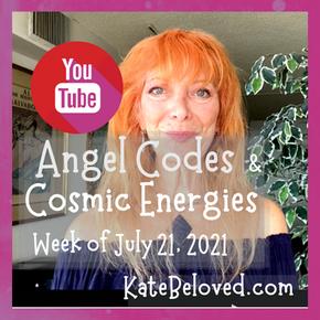 Angel Codes Week of July 26,  2021