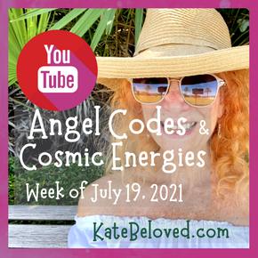 Angel Codes Week of July 19,  2021
