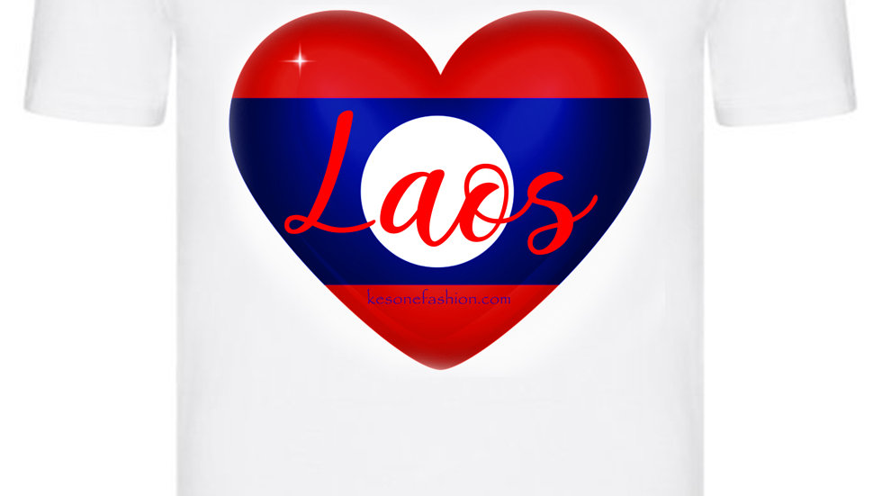 Love Laos T-shirt