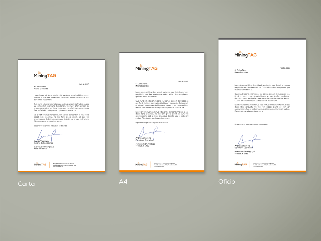 Diseño Papel (carta,a4,oficio)