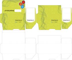 Design of box for scientific kit box