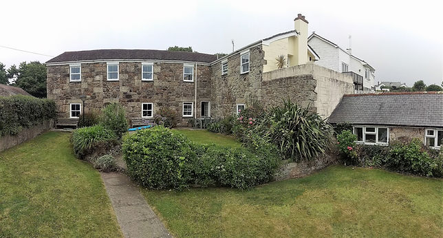 St Pirans Cottages, Perranuthnoe, West Cornwall