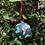 "Thumbnail: Ceramic Ornament ""Midnight Blue"""