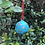 Thumbnail: Ceramic Ornament in Turquoise