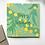 Thumbnail: Light Green & Yellow Happy Holidays Card