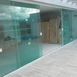 Fechamentos em vidro