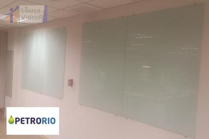 Lousas de vidro - Petro Rio