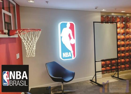 Flipchart de vidro - NBA