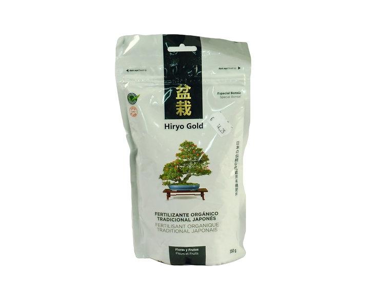 Abono orgánico HIRYO-GOLD - Flores y Frutos 1 Kg