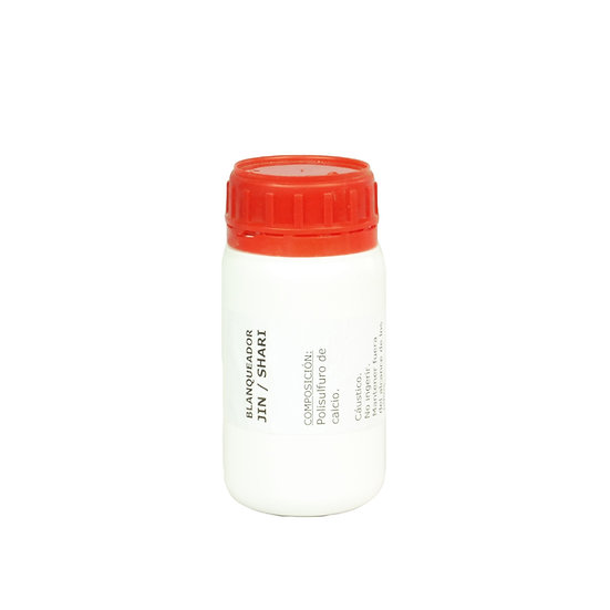 Blanqueador Jin Shari  (polisulfuro de calcio) 250 ml