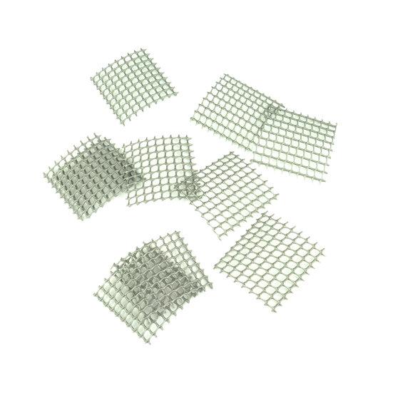 Mallas Plástico Cuadradas 10 ud 5.5cm