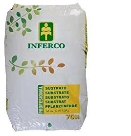 Fibra de Coco Inferco 70 L - 20 Kg (A portes debidos)