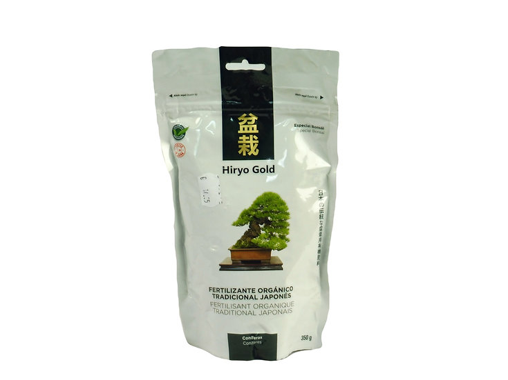 Abono orgánico HIRYO-GOLD - Coníferas 350gr