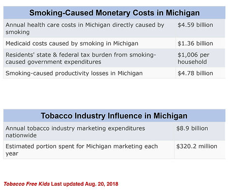 The Toll of Tobacco in Michigan 2018-2.j