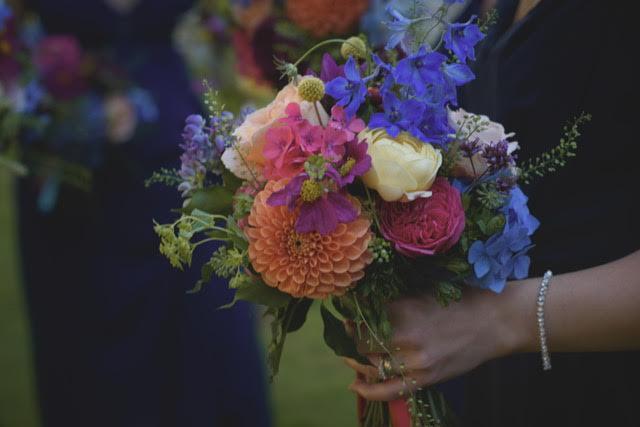 Bridesmaid- Pippa and Dick 2015