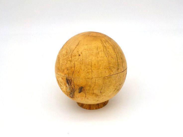 Boite sphère double