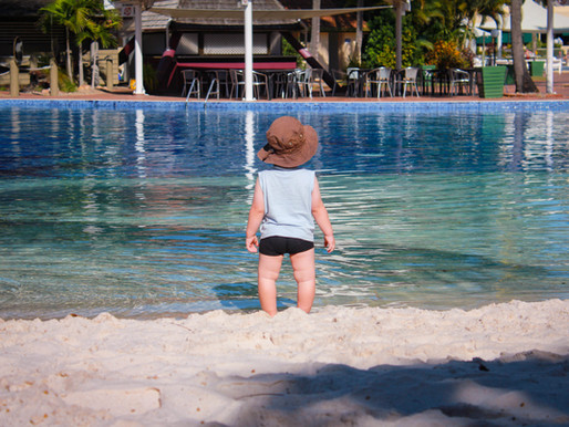 Water Safety- Ages 1-4 - Non-Swim Time