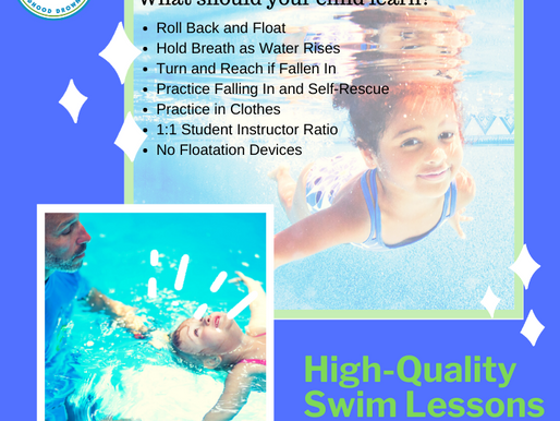 No High Quality Swimming Lessons Near You?