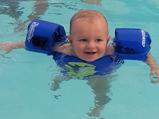 Puddle Jumpers: More Harm than Good?  How floatation devices can be dangerous for your child.