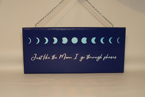 Just Like The Moon Wall Hanging