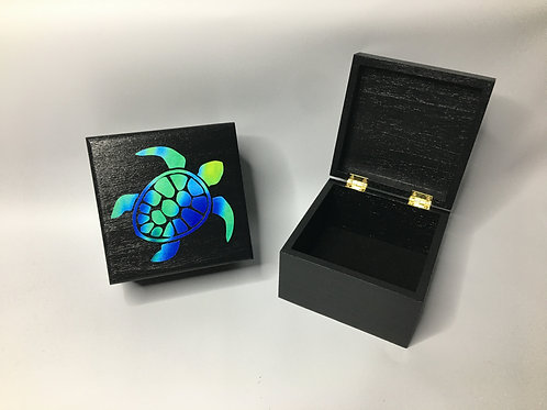 Tie Dyed Turtle box