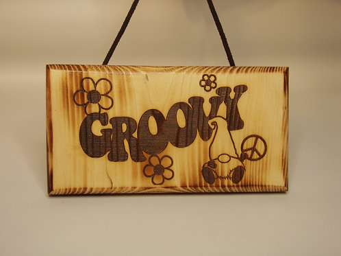 Groovy Wall Hanging