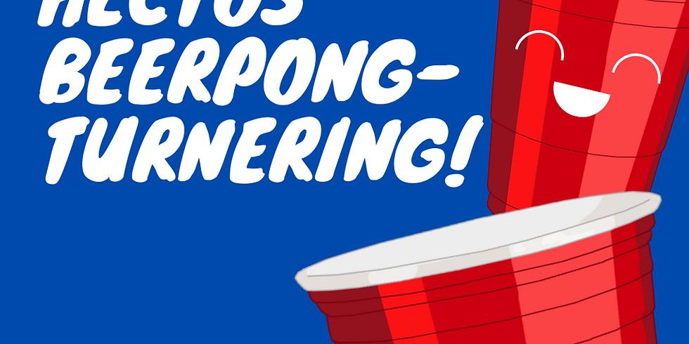 HECTOS BEERPONG-TURNERING!!