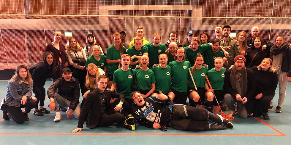 Hectos vs Not fast, just furious (Innebandy)