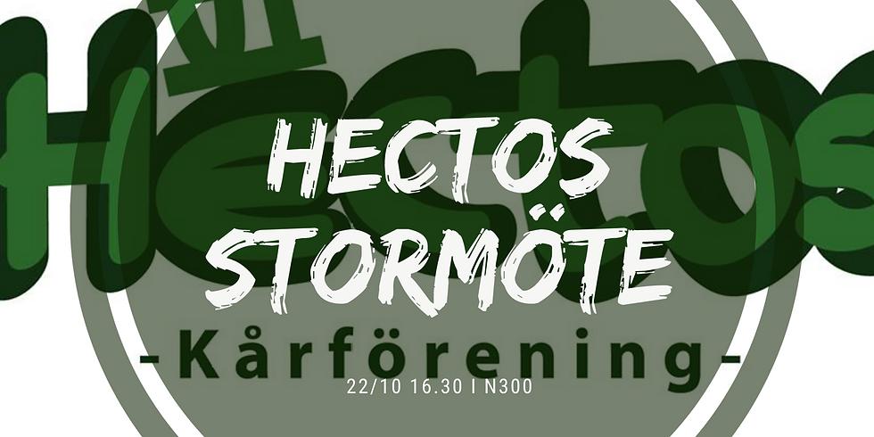 Hectos stormöte 2020