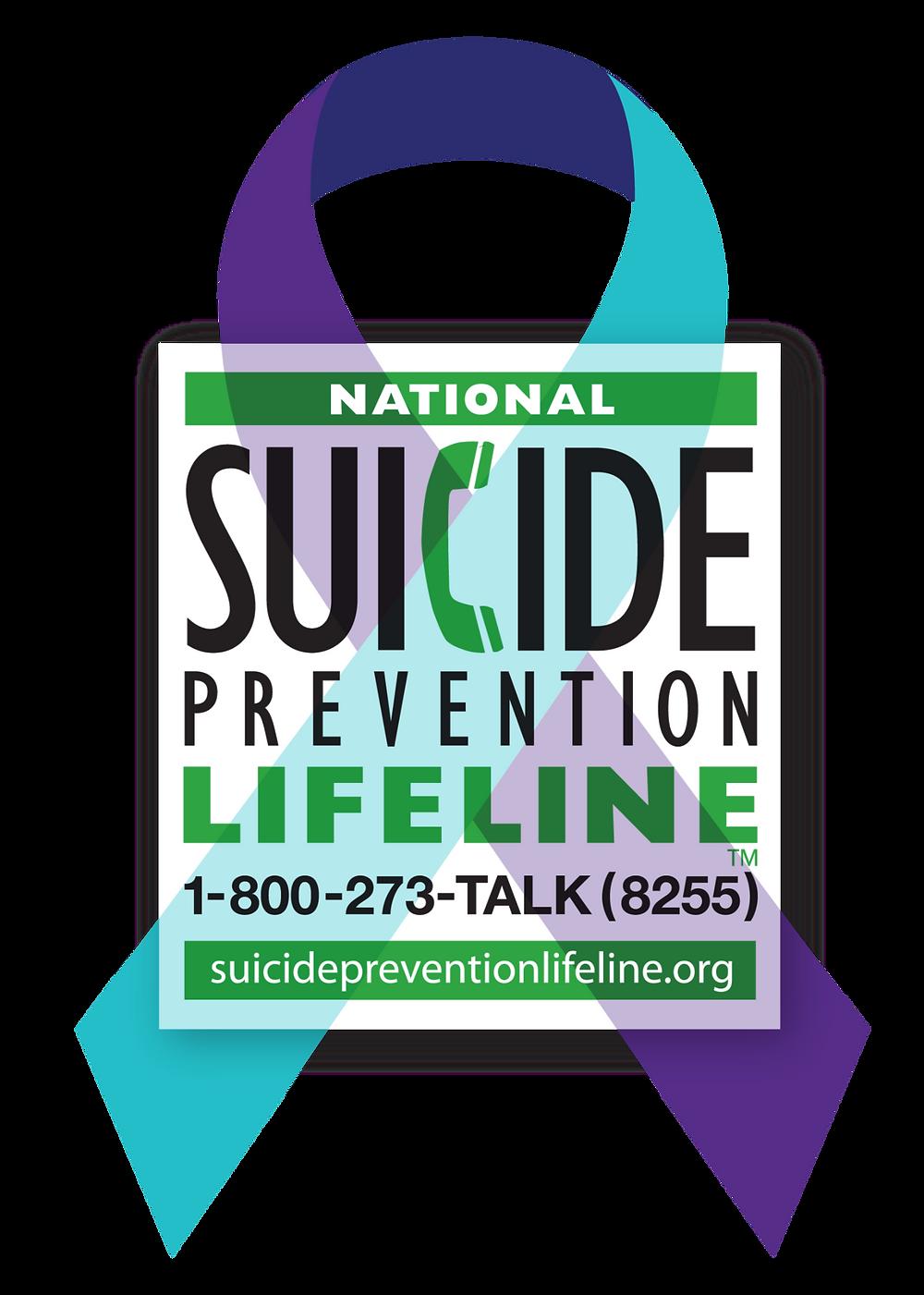 National Suicide Prevention Lifeline information