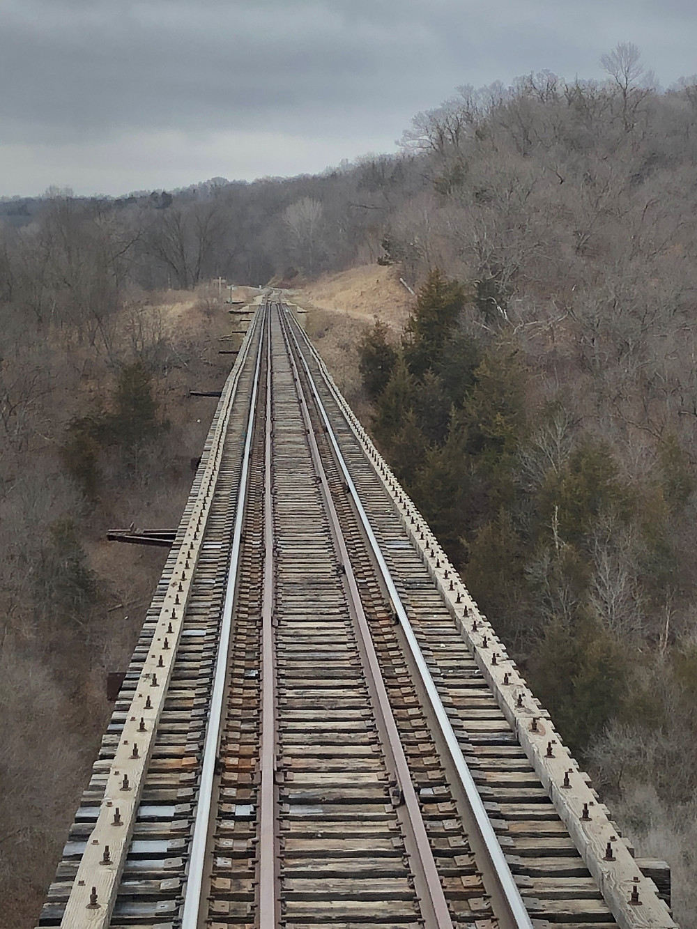 Train bridge, Boone, Iowa