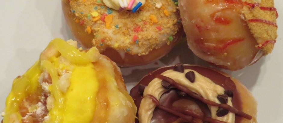 Krispy Kreme Mini Dessert Donuts Review