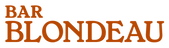 BarBlondeau_Wordmark_Primary_B_BurntOrange_RGB.png